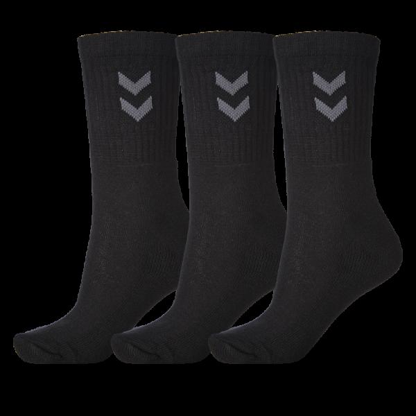 Hummel Basic Socke schwarz