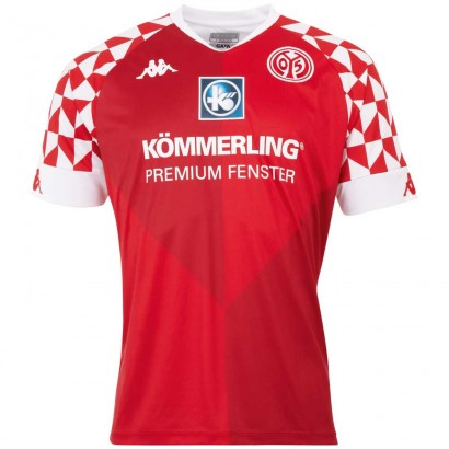 FSV Mainz 05 Heimtrikot Saison 2020/2021 - Kappa