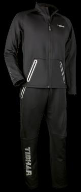 TIBHAR Anzug Globe schwarz