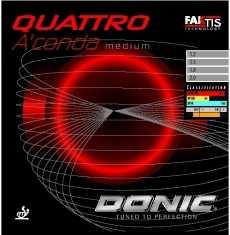 DONIC Quattro Aconda medium