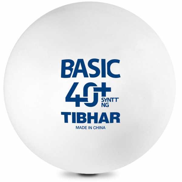 TIBHAR Basic Syntt NG Trainingsball