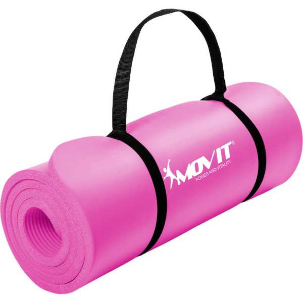 MOVIT Gymnastikmatte pink