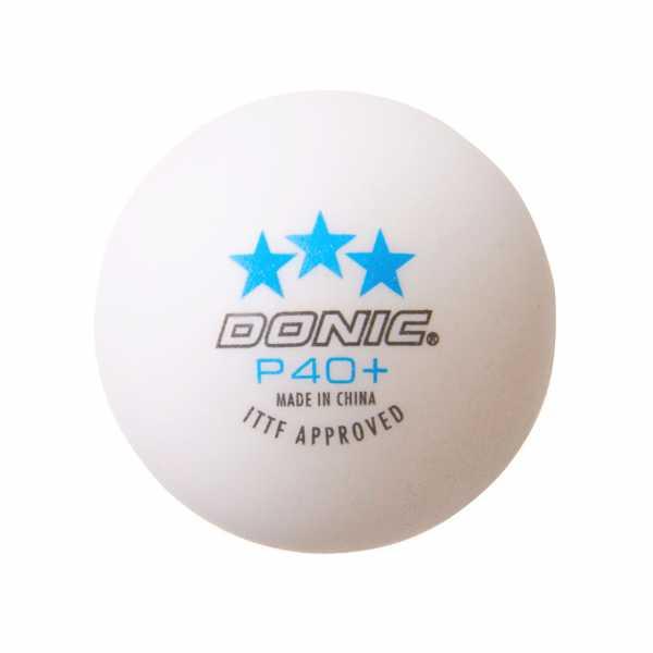 DONIC P40+ *** Tischtennis Wettkampf Ball