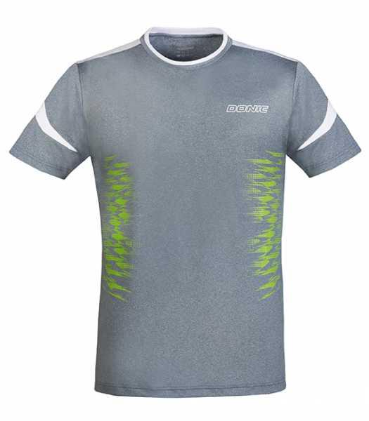 DONIC T-Shirt Level grau-melange