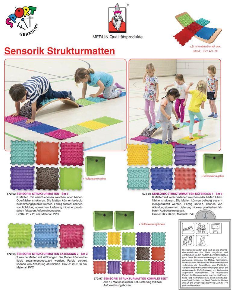sensorikstrukturmatten