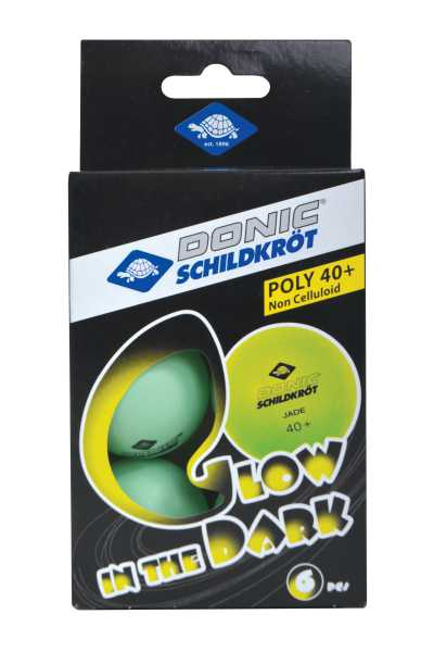 Glow in the Dark Tischtennisball
