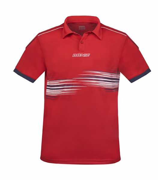 DONIC Polo Race rot