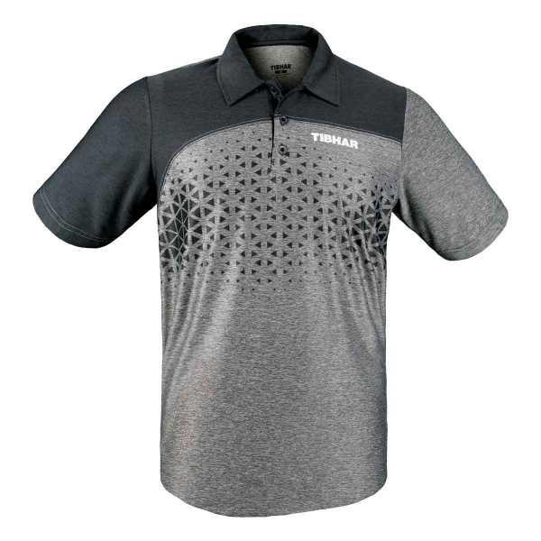 TIBHAR Shirt Game Pro grau