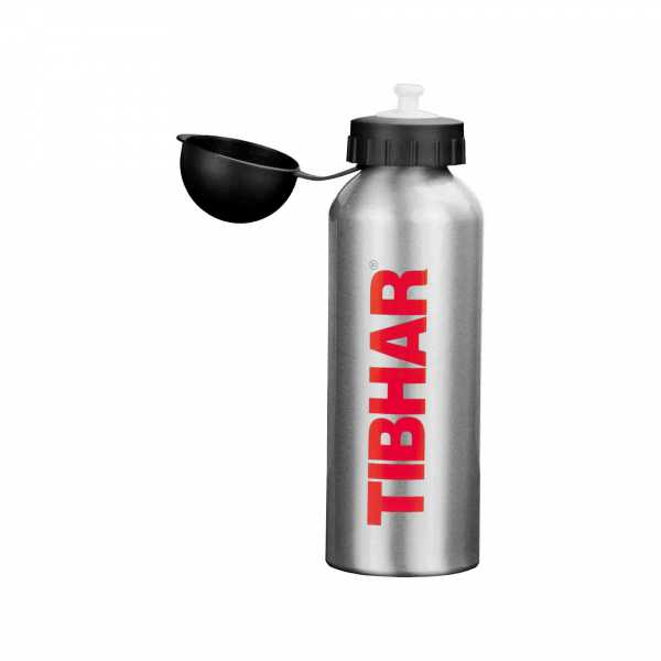TIBHAR Trinkflasche Alu