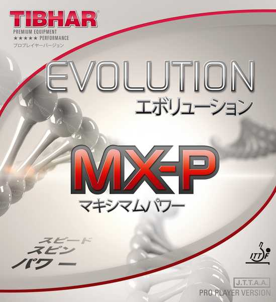 TIBHAR Evolution MX-P 2er Pack