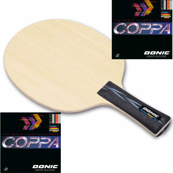 DONIC Persson Powerplay mit DONIC Coppa