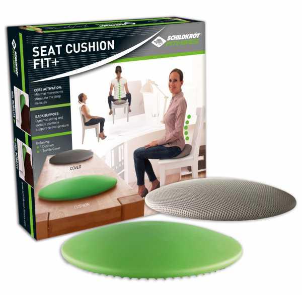 Schildkröt-Fitness Seat Cushion Fit+, inkl. Bezug, Handpumpe