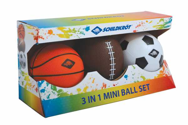 3 in 1 Ball Set