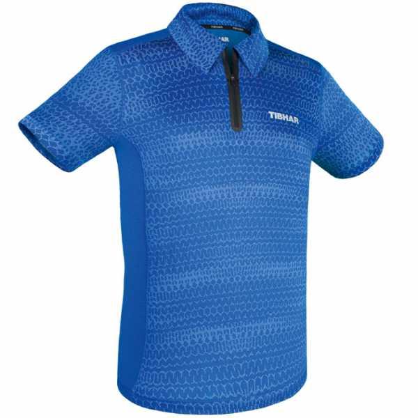 TIBHAR Hemd Prime blau
