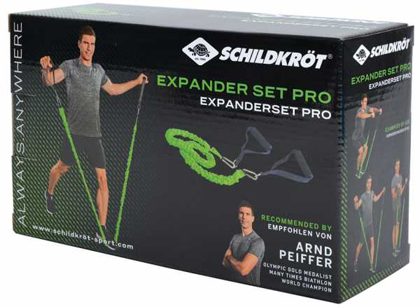 Schildkröt Expander Set Pro
