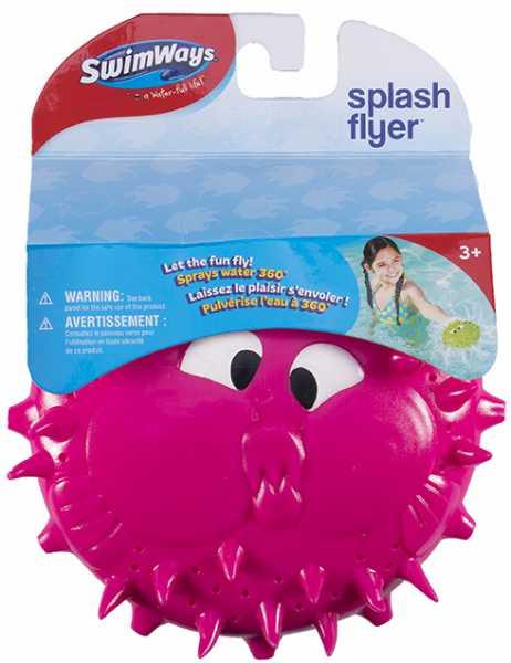 SCHILDKRÖT Splash Flyer