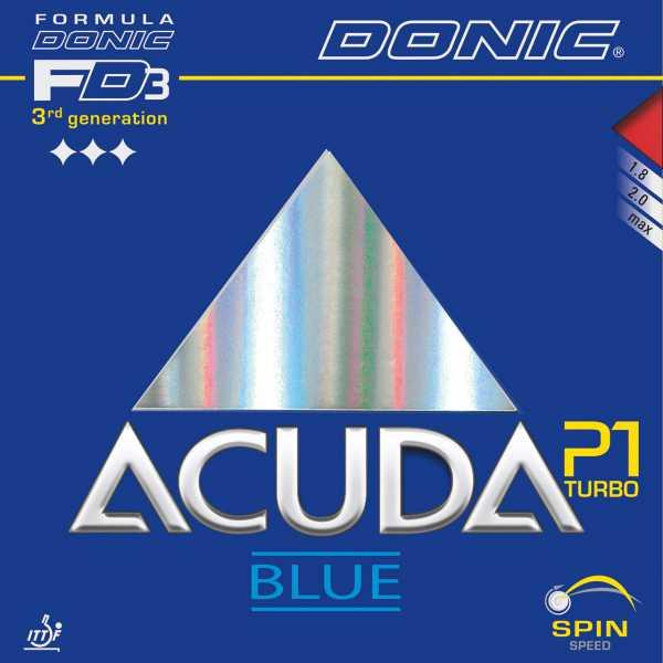 DONIC Acuda Blue P1 Turbo