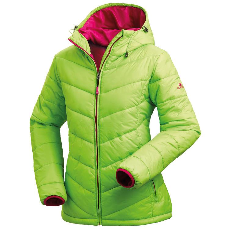 NORDCAP Damen Steppjacke grün | Jacken | Textilien | Nikmar